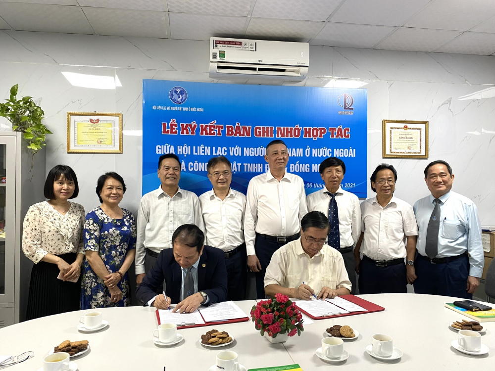 The Association for Liaison with Overseas Vietnamese' Legal Assistance Committee Established