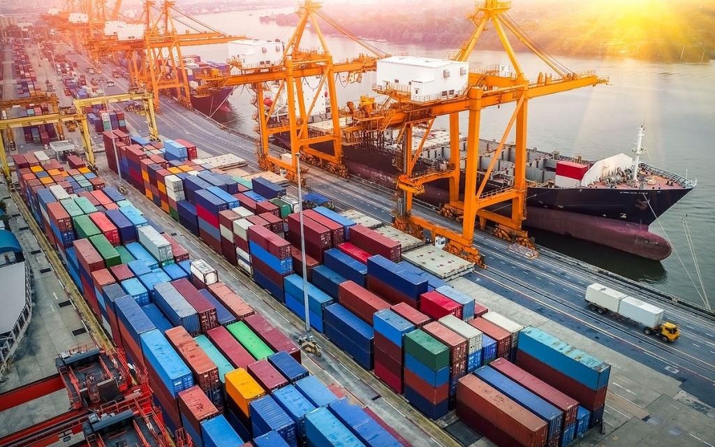 Vietnam Maintains Export, Import Growth Despite Covid