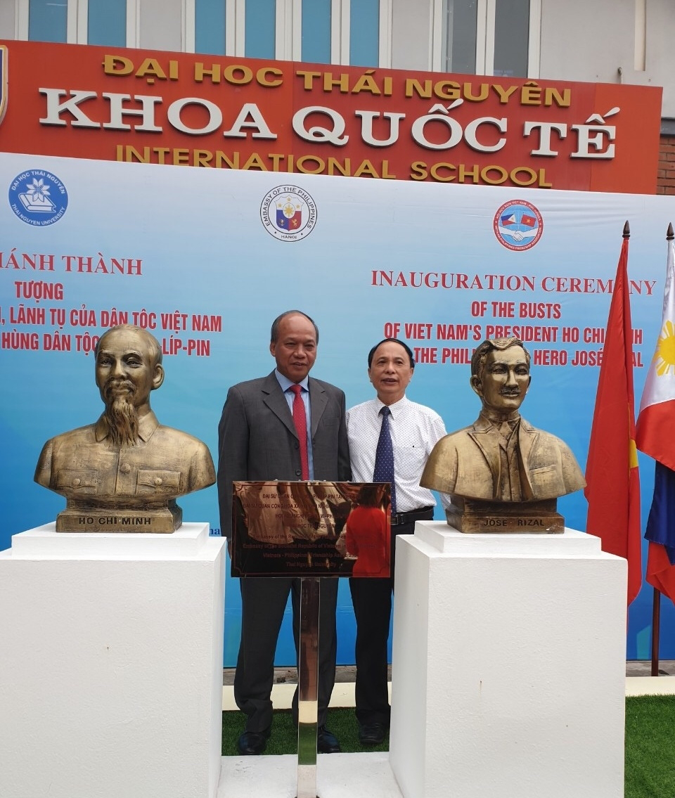 VPFA: The Peoples of Vietnam and the Philippines Treasure Each Other