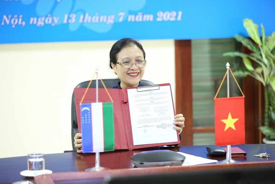 Vietnam – Uzbekistan Memorandum of Understanding: A Symbol of Friendship
