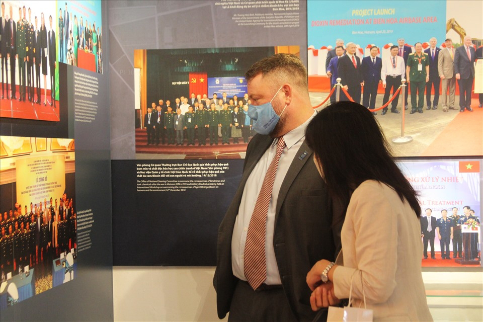 60 Years of Pain: Exhibition on the Lingering Effects of Agent Orange