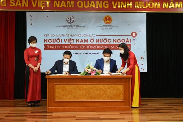 Overseas Vietnamese Support Start-ups in Vietnam
