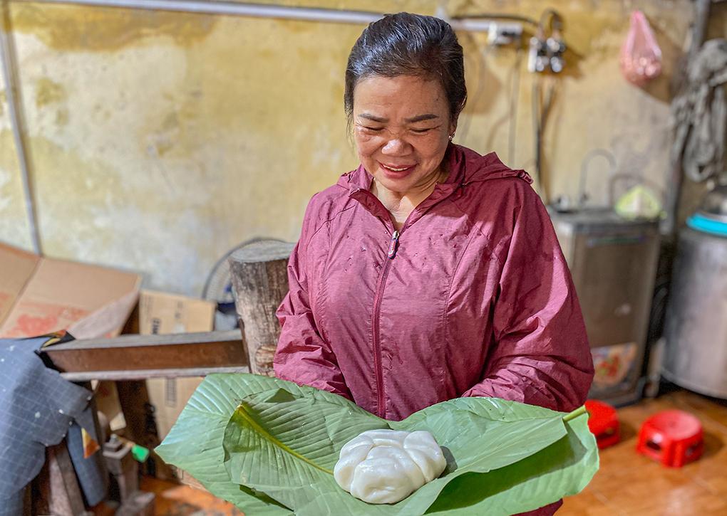 Quan Ganh: A Treasure Sold in Food Stalls