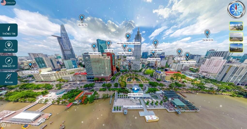 Vietnam's Star Global 3D Creates Virtual World
