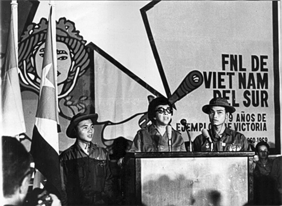 Mẹ Melba: Revolutionary for Cuba, Friend for Vietnam