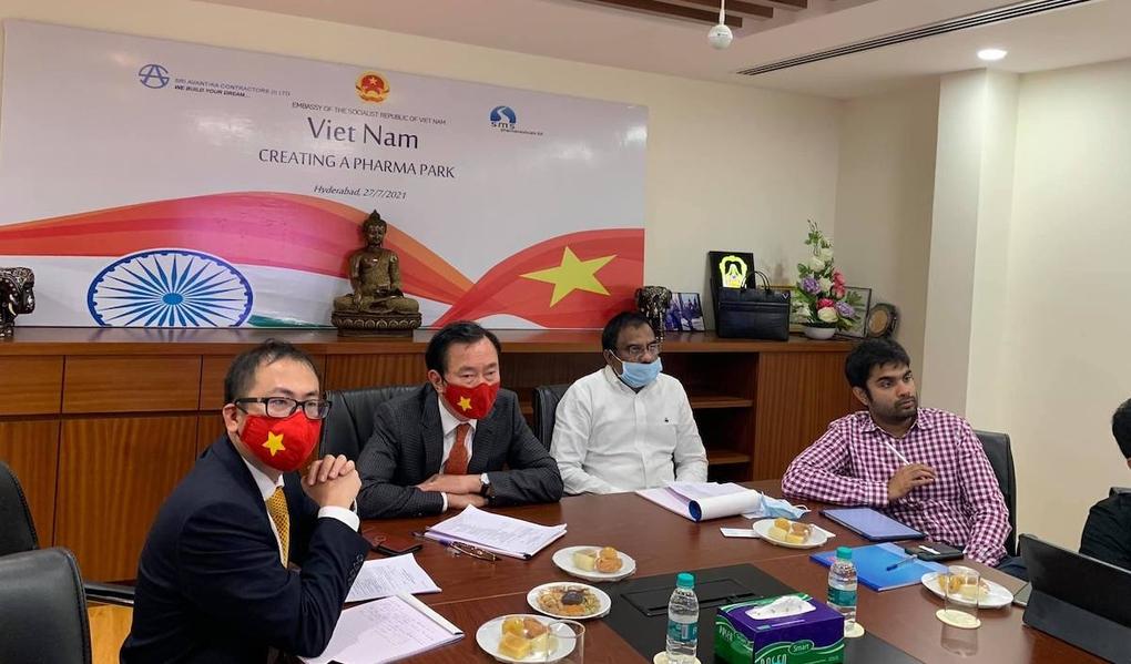 India Hopes to Invest in US$ 500 Million Pharma Park in Vietnam