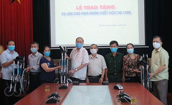 Creating Better Conditions to Support Victims of Agent Orange