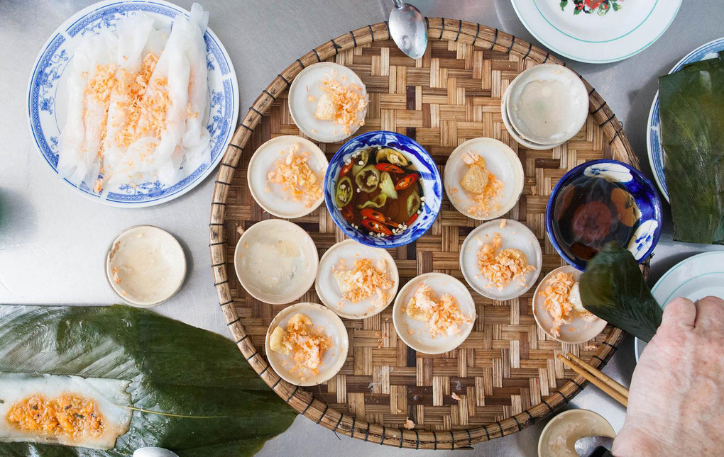 Banh beo – one name, many forms