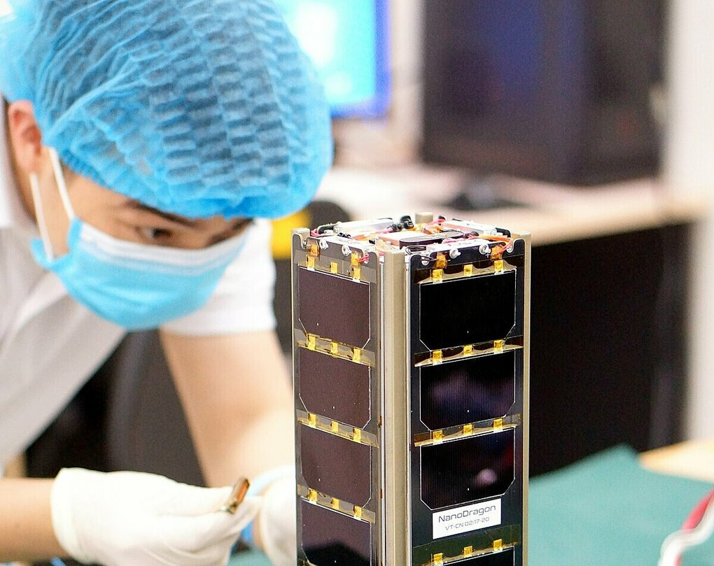Satellite Made in Vietnam Ready to Launch