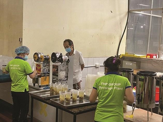 Tan Hiep Phat Takes Community Approach to Coronavirus