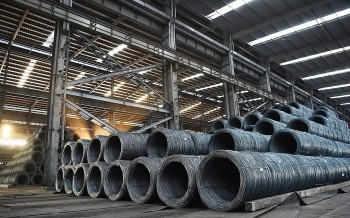 Despite Covid, Vietnam's Steel Industry Grows Thanks to Export
