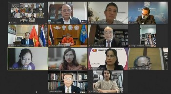 Online Conference Held to Celebrate 45th Anniversary of Vietnam – Thailand Relations