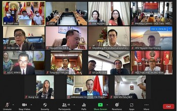 Webinar Connects the Vietnamese Community in Thailand Struggling from the Pandemic