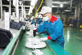 Hanoi's Economy Strived to Overcome Impacts from Covid