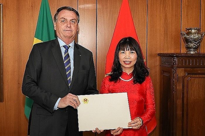Ambassador Pham Thi Kim Hoa: Brazil Is One of Vietnam's Top Partners in South America