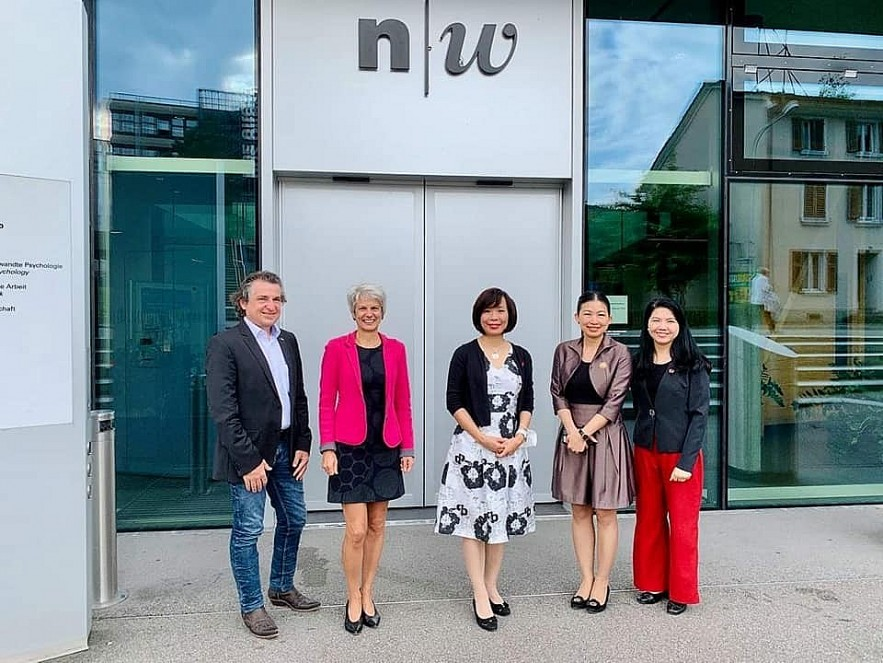 Conference on Innovation and Start-ups in Vietnam held in Switzerland