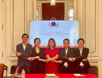 Establishing the Association of Vietnamese Students in Europe