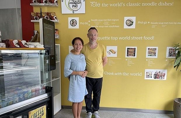 Belgian – Vietnamese Couple Brings Vietnamese Flavors to Ostend