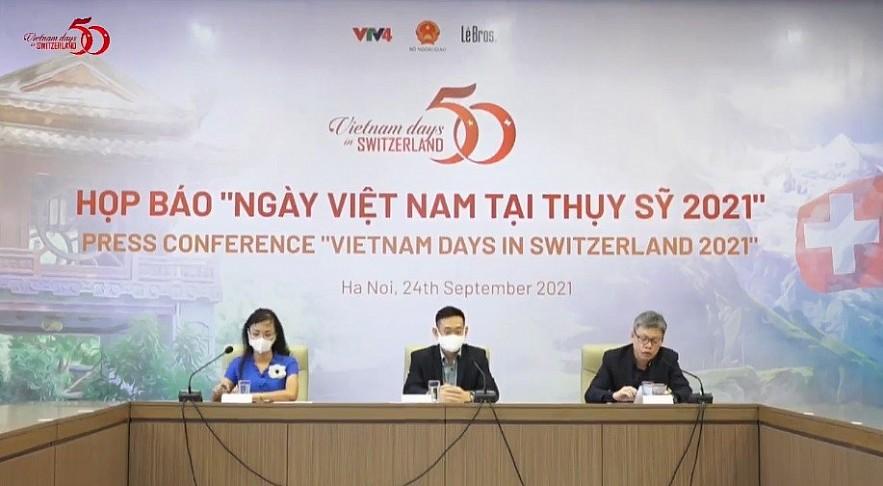 'Vietnam Days in Switzerland 2021' to be Held Online