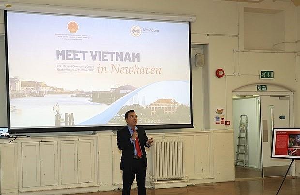 """""""Meet Vietnam in New Haven:"""" UK Celebrates the Homeland"""
