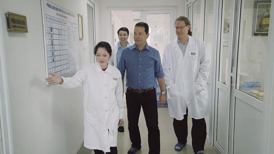 The Genetic Scientist Who Dreams of Decoding Vietnamese Genes