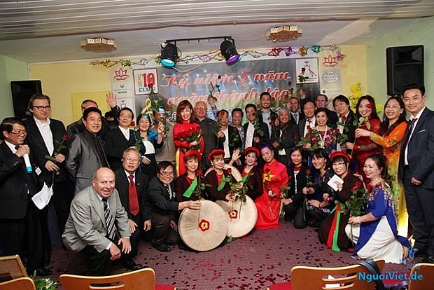 Partners of Commerce and Culture: Enjoying Vietnamese Art in Germany