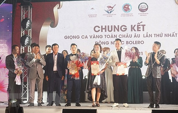 Singing Competition Connects Vietnamese Communities Across Europe