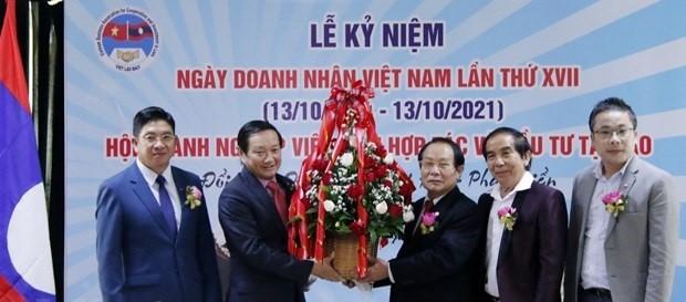 Vietnamese Businesses Contribute to the Socioeconomic Development of Laos