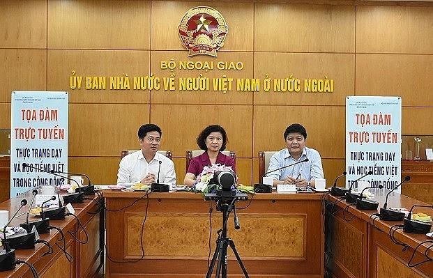 Vietnamese Expats Promote their Language