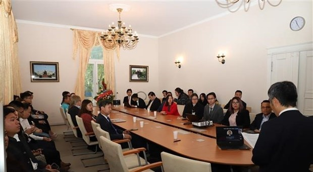 Vietnam Innovation Network in Europe Launched