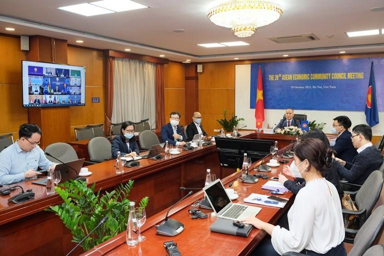 20th ASEAN Economic Community Council Looks Toward the Future