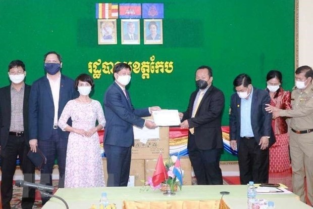 Strengthening Citizen Protection and Supporting Vietnamese Cambodians in Cambodia