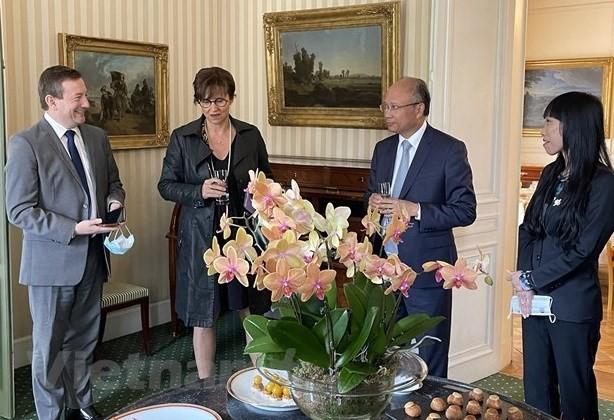 Vietnam - France: Strengthening Multifaceted Cooperation