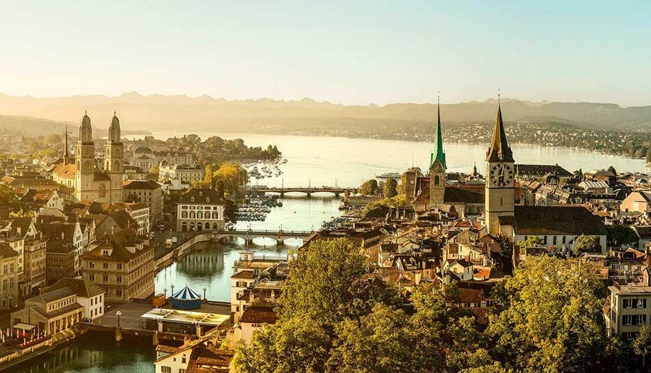 The Ten Most Expensive Cities to Stay in Europe