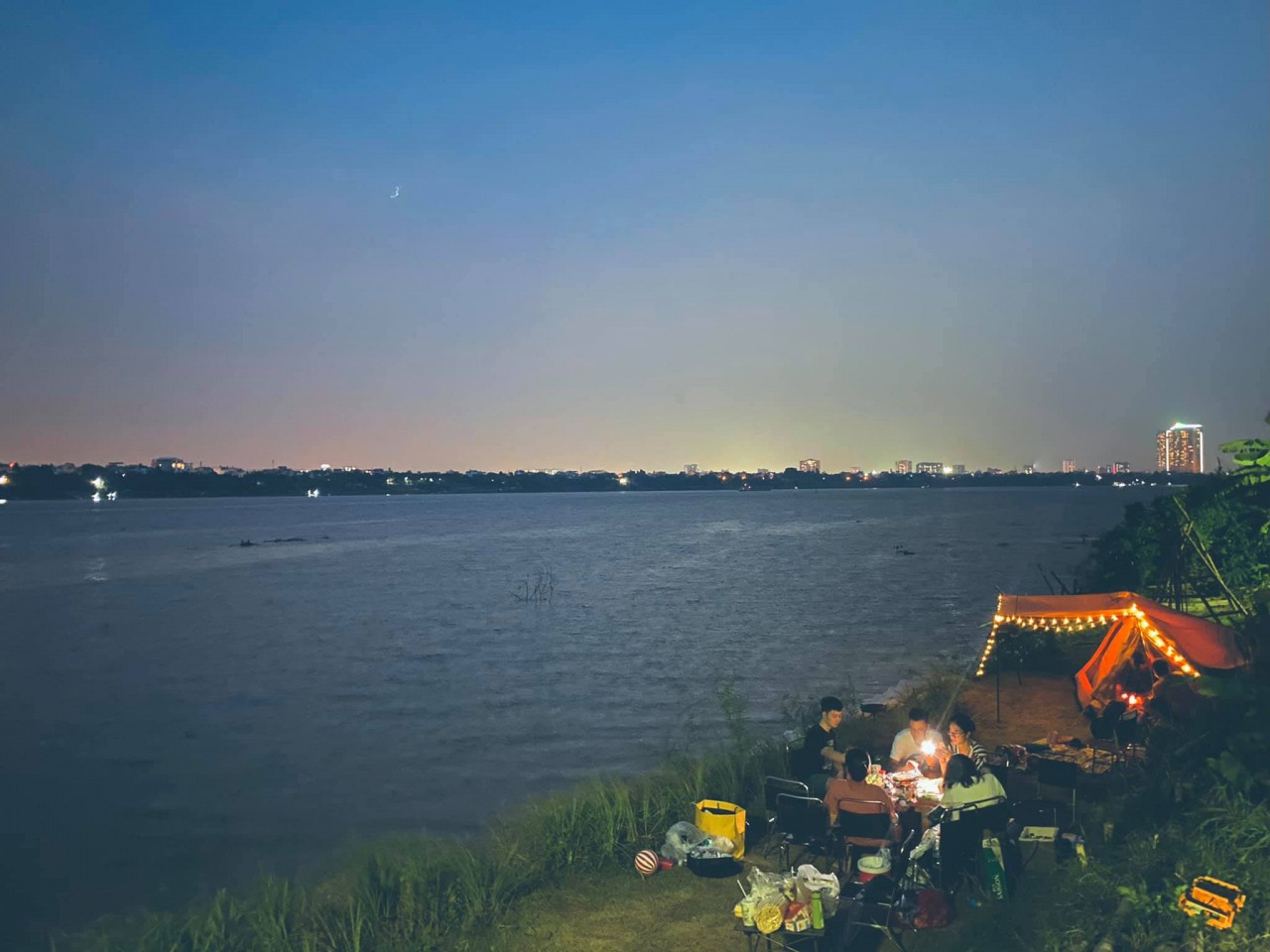 Four Outdoor Activities to (Safely) Celebrate Hanoi's Post-Lockdown Life