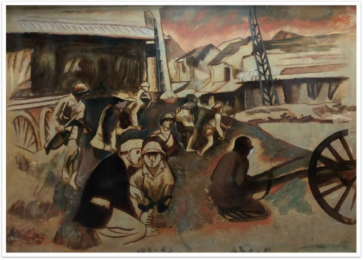 Online Exhibition Recalls Memories of Old Hanoi