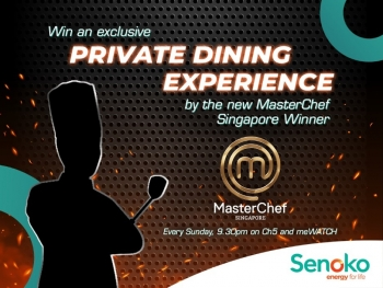 Senoko Energy Cooks Up Exclusive Rewards With MasterChef Singapore And Gives Back To Local Home-Based F&B Entreprenuers