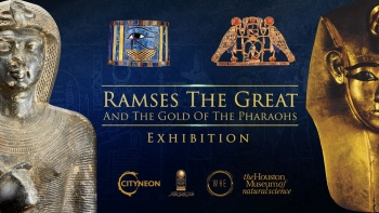 cityneon to tour egyptian national treasures globally ramses the great and the gold of the pharaohs