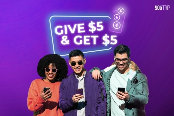 YouTrip Launches $100 Referral Rewards with Continued Growth in Overseas E-commerce