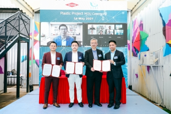 SEAL Eco Advance Limited and Dow sign MoU to accelerate adoption of Post-Consumer Recycled (PCR) resin for e-commerce packaging