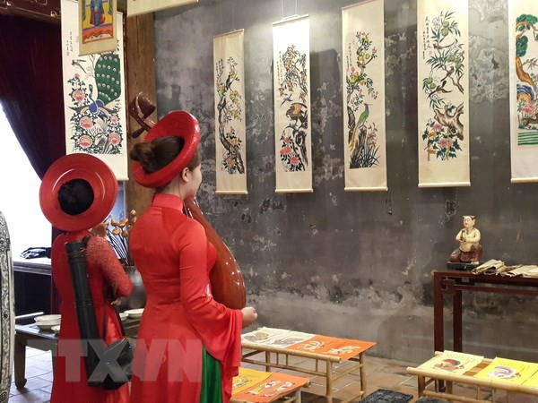 hanoi to recreate traditional tet holiday in hanois old quarter