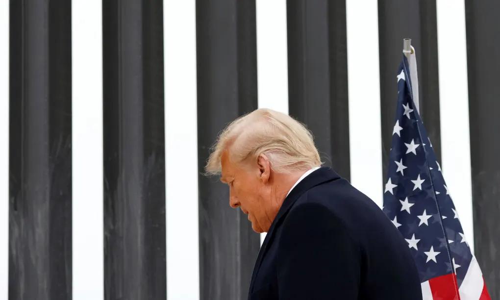 trumps silence and isolation ahead of joe bidens inauguration