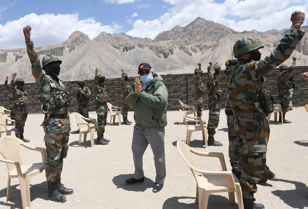 china india border clash sparkles new tensions sikkim