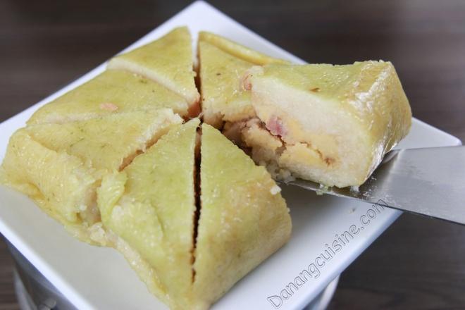 how to make banh chung chung cake for tet holiday