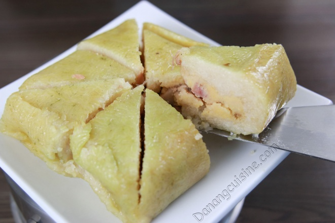 how to make banh chung chung cake for tet holiday