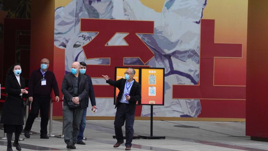 WHO team visits second Wuhan hospital, continues the investigation on Covid