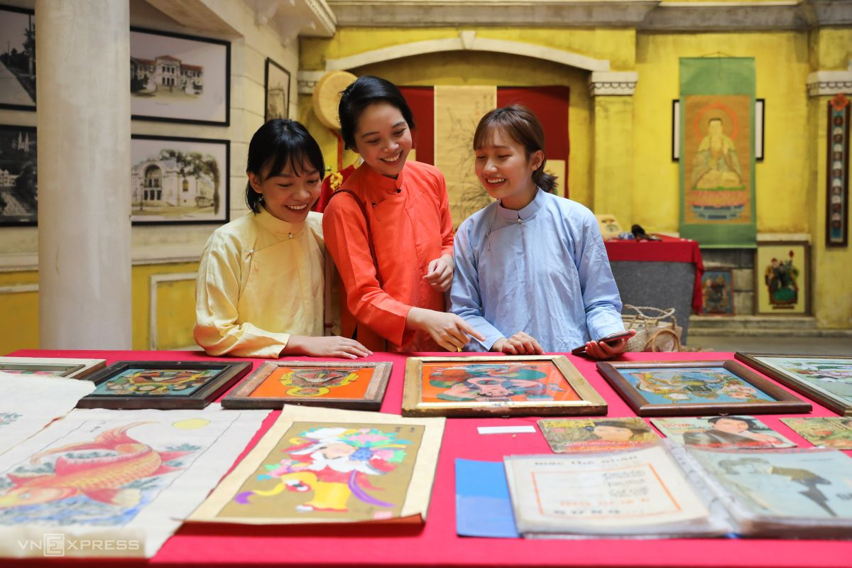 Saigon Tet images of 100 years ago recreated