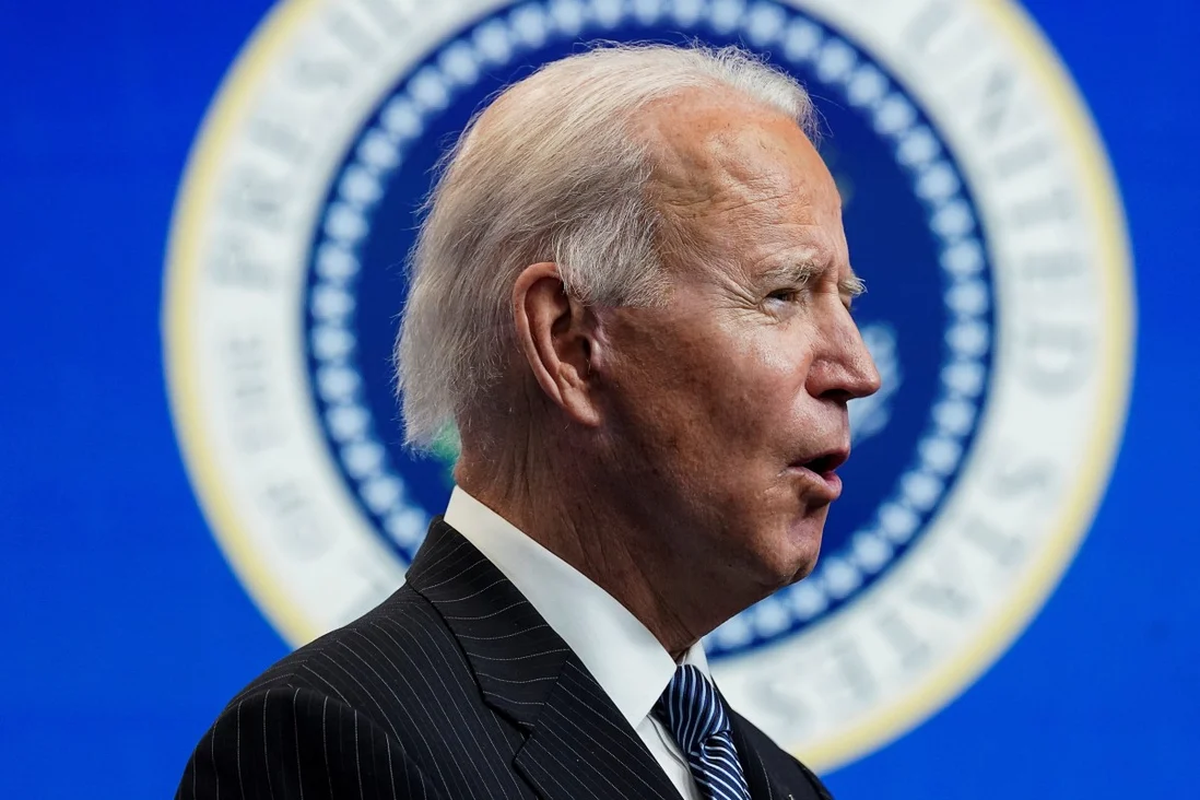 biden aministrations states that us in no hurry in engaging with china