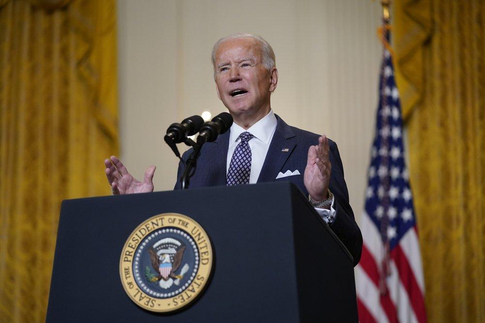 President Joe Biden announces America return to global audience