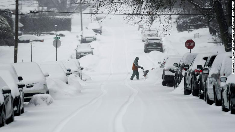 Deadly winter storm leaves Texas struggle to find supplies and fight the freezing cold